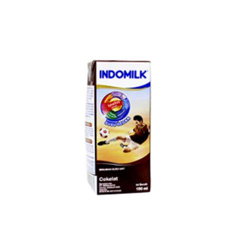 Indomilk Uht Strawberry 250 Ml by Milk Supermarket