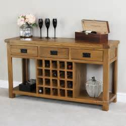 sofa table design sofa table wine rack fascinating