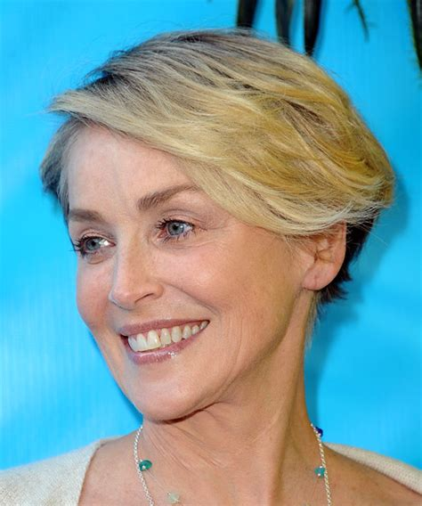 sharon stone face shape sharon stone hairstyles in 2018