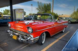 57 Chevrolet Convertible 57 Chevy Bel Air Convertible Cars Trucks Bikes