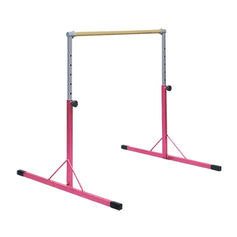 nastia home gymnastics bar and mat bundle