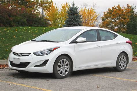 used hyundai elantra sedan 2011 2015 review