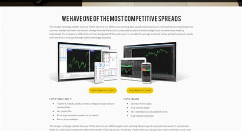 forex template landing page theme for 5 seoclerks