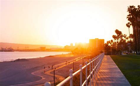 belmont shore beach long beach ca california beaches