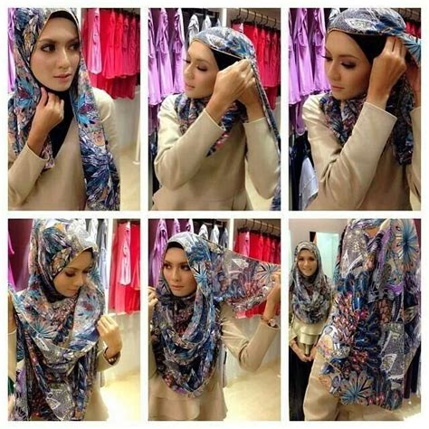 tutorial wide pashmina 11 best images about diy tudung on pinterest cars