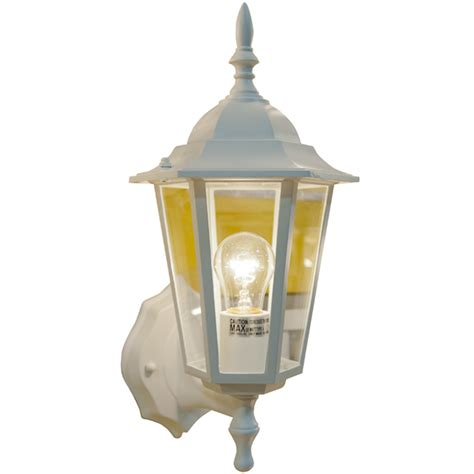 outdoor light fixture with outlet outdoor light fixture 14 quot white bargain outlet