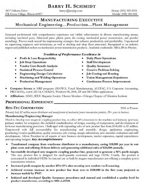 production manager resume sample foodcity me