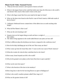 Planet Earth Mountains Worksheet Answer Key