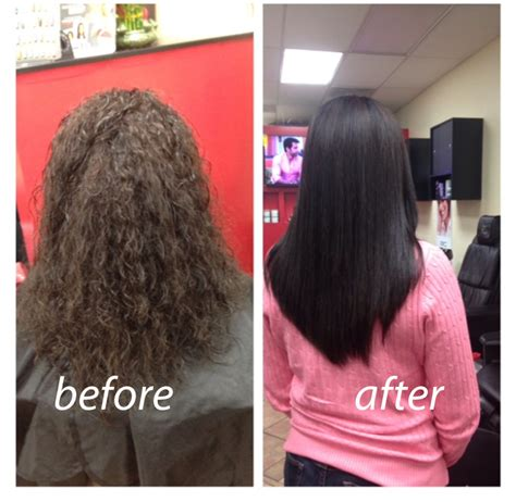 brazilian blowout before and after brazilian blowout san francisco makeup hair bridal