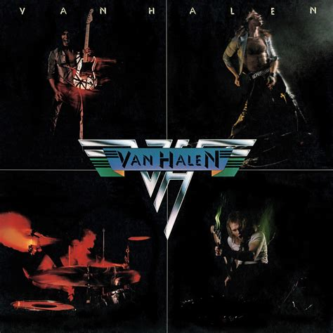 Kaos Vanhallen Vanhalen eddie halen attempted to remove michael anthony s photos from early album covers feelnumb