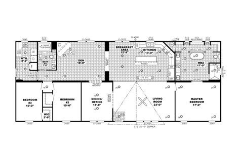 southern home floor plans southern estates mobile homes floor plans