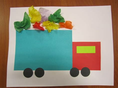 preschool construction paper crafts 17 best images about unit construction on
