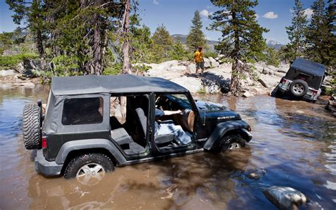 Water Jeep Rubicon 2012