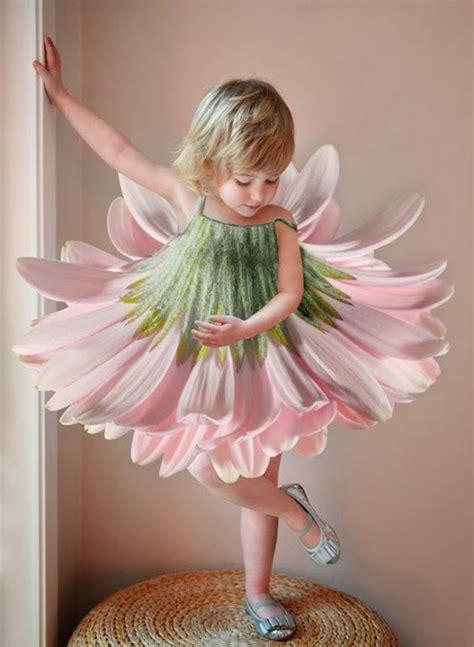vestito carnevale fiore costume di carnevale da fiore fai da te bambini