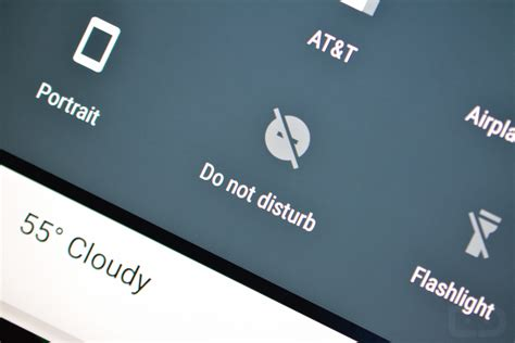 Android Do Not Disturb by Stay On Top Of Notifications How To Make The Most Out Of