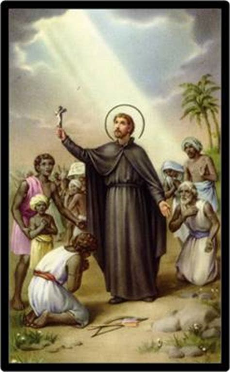 St Francis Xavier Biography In Hindi   dec 3 st francis xavier 1506 52 jesuit missionary