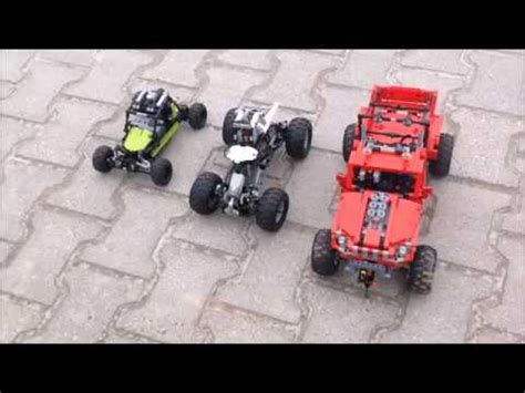 lego rc tutorial full download simple but fast lego rc car