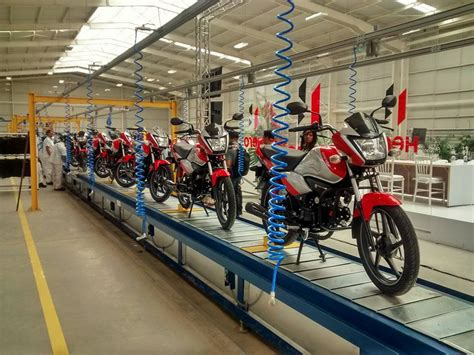 hero motocorp ap plant production to commence by dec 2018 hero s new colombian plant will manufacture 10 models