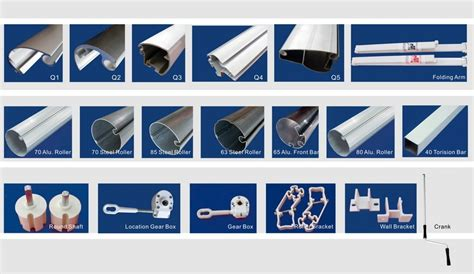 Metal Awning Parts by Greenawn Strong Aluminum Retractable Awning Buy Aluminum