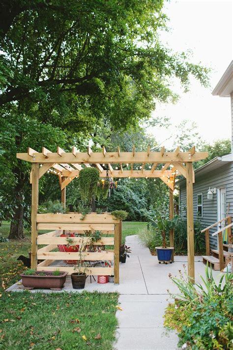 Planter Plans Build Woodworking Projects Plans Build A Pergola