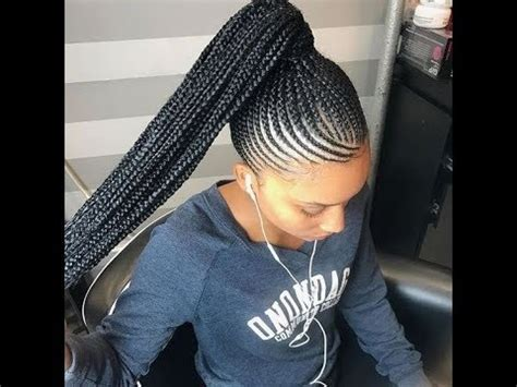 2018 braided hairstyles best trendy collection of braids you will to try out