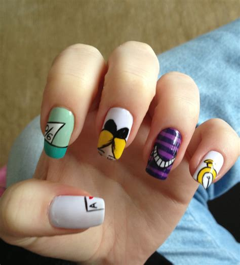 24 best images about disney nail arts on pinterest nail disney nail designs disney forever