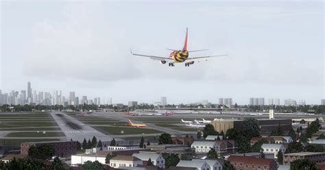 fsx and p3d v1 x software and hardware guide kostas flyta chicago midway kmdw version 2 4 fs9 fsx p3d