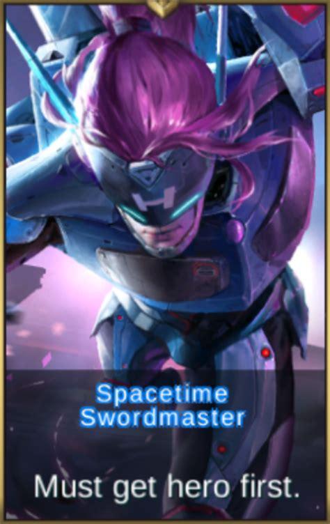 wallpaper mobile legend saber saber spacetime swordmaster review mobile legend bang
