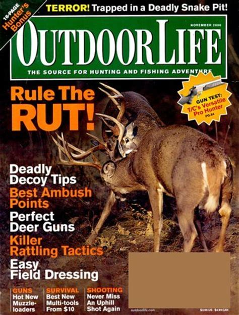 outdoor life outdoor life magazine only 4 99 a year