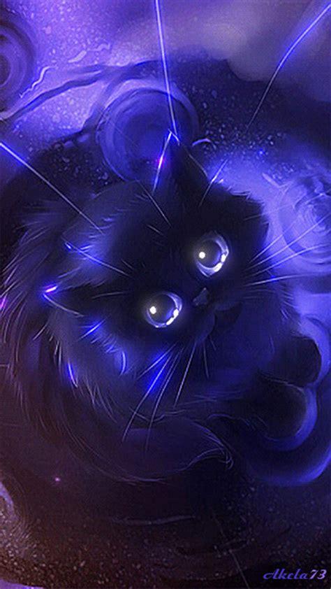imagenes anime en movimiento azul gatito las im 225 genes con gatos im 225 genes im 225 genes