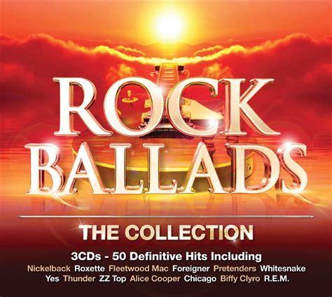 Cd Toto Best Ballads various artists rock ballads the collection 3cd set