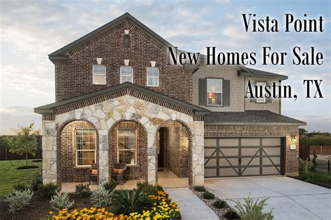 houses in austin tx kbhome houses at vista point sherlock homes austin