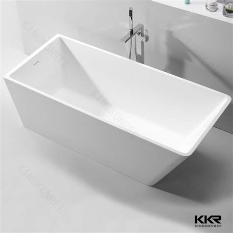 corian bathtub sell acrylic solid surface bathtub freestanding bathtub kingkonree international