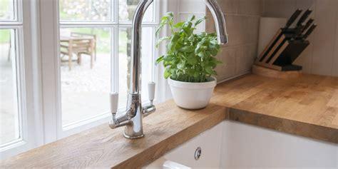 revive wooden kitchen worktops