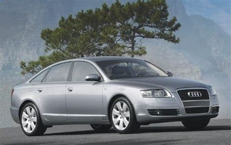 maintenance schedule for 2006 audi a6 openbay