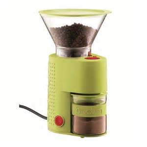 Bodum C Mill Coffee Grinder Bodum Bistro Electric Coffee Grinder Green Bonus