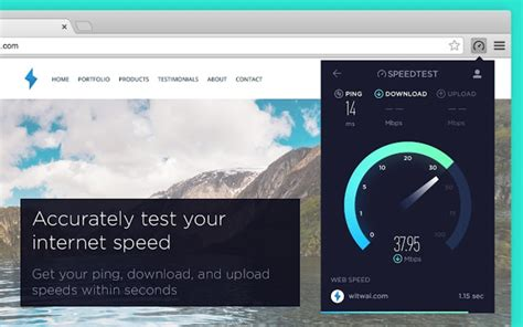 speed test net ookla speedtest by ookla for chrome