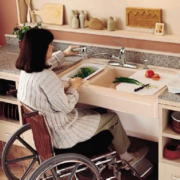 How To Install Kitchen Island Cabinets top 5 things to consider when designing an accessible
