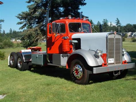 old kenworth for sale daily turismo no cdl required 1952 kenworth model 825