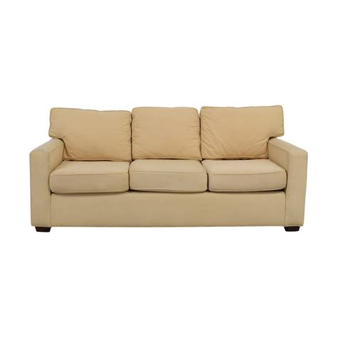 pottery barn ottoman cushion sofas used sofas for sale