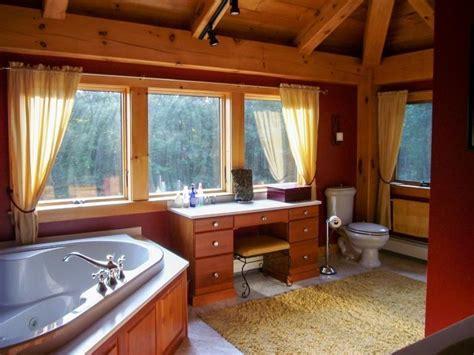 Timber Frame Bathrooms   Vermont Frames