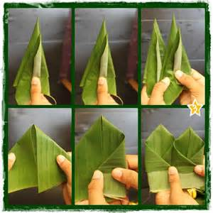 Cara menghias nasi tumpeng wallfree ninja