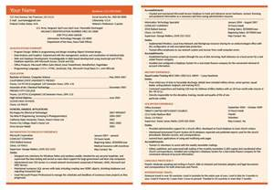project management resume exles and sles