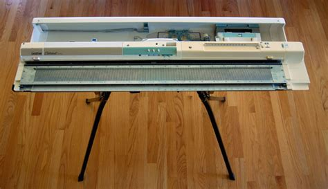 brothers knitting machine how to assemble a knitting machine tilt stand