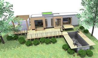 Shipping Container Home Design Tool by Shipping Container Homes 40ft Shipping Container Home