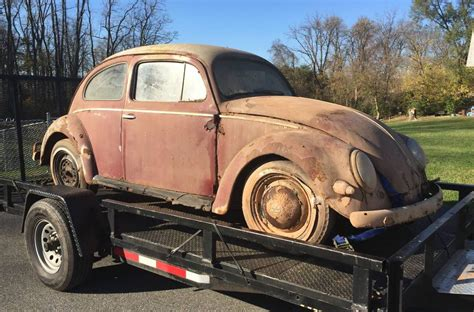 Best Home Interior Color Combinations rough oval 1958 vw beetle