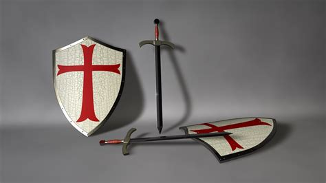 knights templar cross shield by pmattiasp on deviantart
