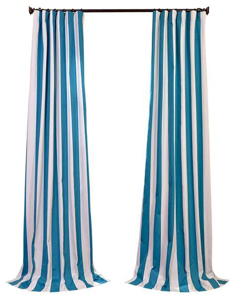 teal cotton curtains cabana teal printed cotton curtain contemporary