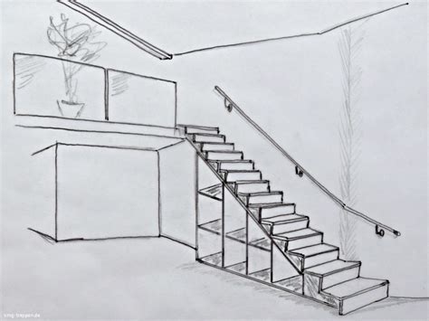 technische zeichnung treppe treppe technische zeichnung hausidee