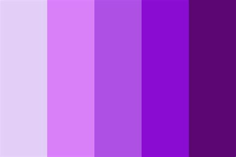 what color is morado eres morado color palette